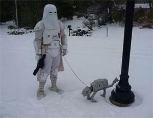 """""""Star Wars"""" në jetën reale..."""