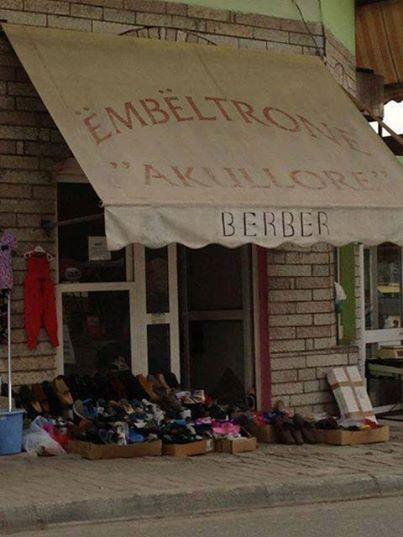 """Embeltore """"AKULLORE '' dhe BERBER"""