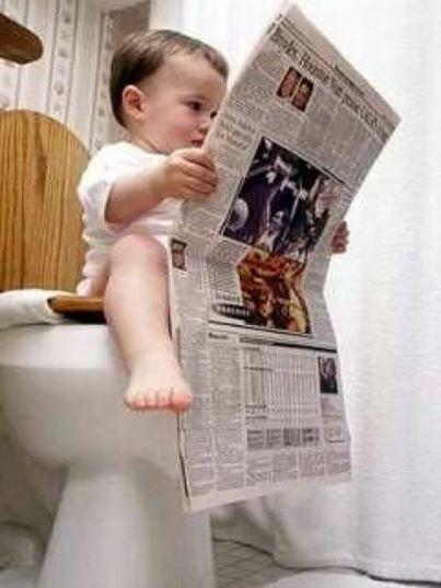 Kam patur shume pune sot, mezi gjeta kohe te lexoj gazeten