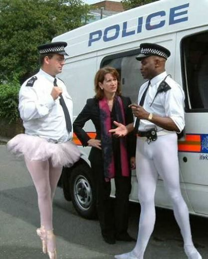 Policet balerin