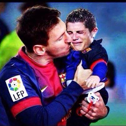 Messi me te birin