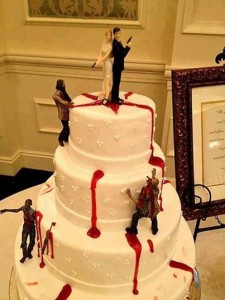 Torta më e veçantë e dasmës