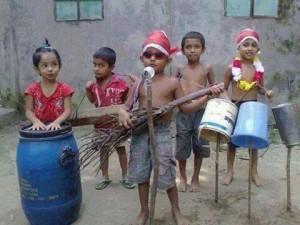 "Per dasma dhe ahengje grupi muzikor ""Tamballamba"""