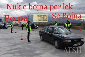 Policia Shjqiptare