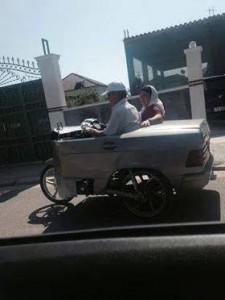 Motoçikleta moderne