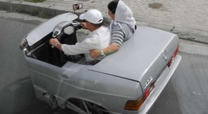 Mercedesi shqiptar