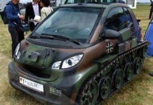 Smarti ushtarak