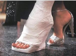 Trendi i fundit i sandaleve
