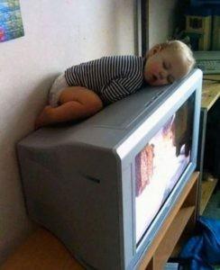 Kur janë të lodhur edhe kështu i zë gjumi